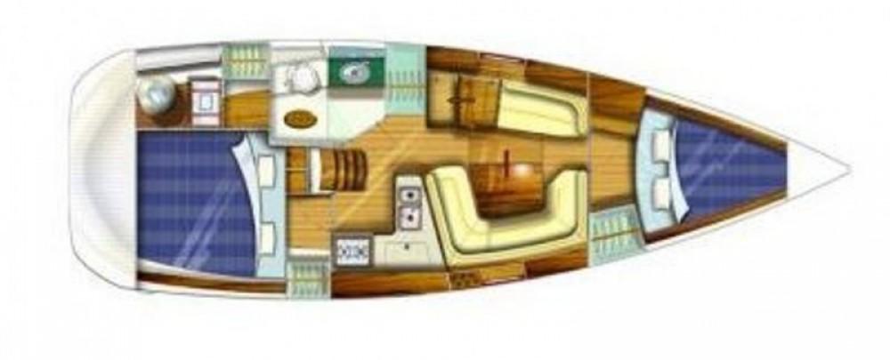 Boat rental Pointe-à-Pitre cheap Sun Odyssey 35