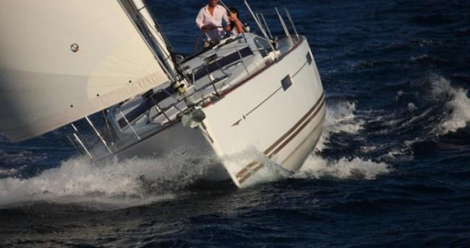 Location bateau Jeanneau Jeanneau 53 à Grèce-Centrale sur Samboat