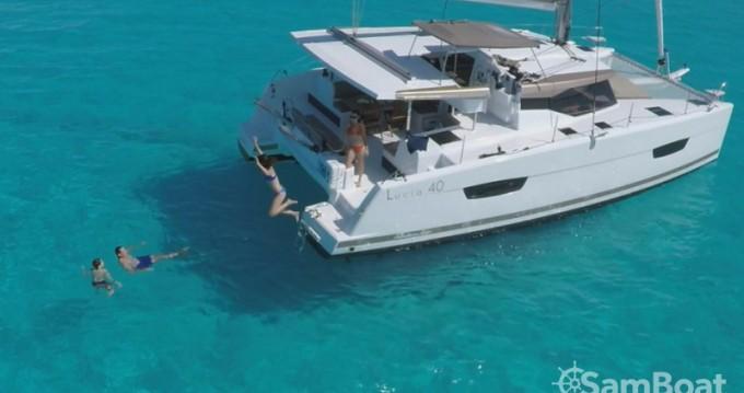 Location yacht à Pointe-à-Pitre - Fountaine Pajot Lucia 40 sur SamBoat