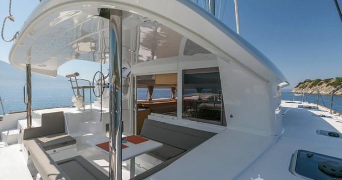Location yacht à Pointe-à-Pitre - Lagoon Lagoon 400 sur SamBoat