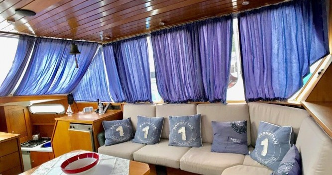 Alquiler Casa flotante Scheepswerf-De-Groot-Arkel con título de navegación