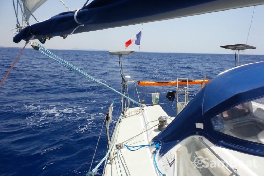 Noleggio Barca a vela con o senza skipper Rm Locmiquélic