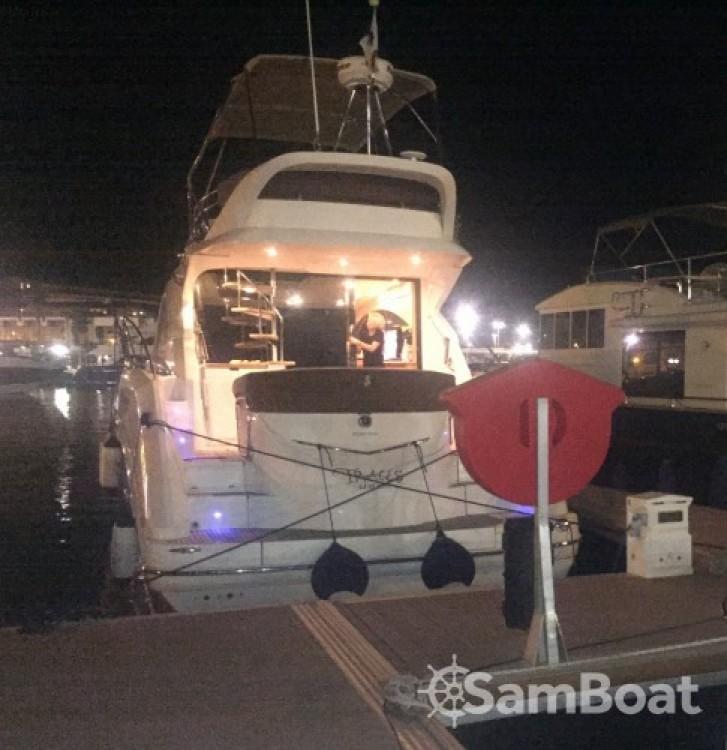 Rental yacht Ajaccio - Bénéteau Monte Carlo 47 Fly on SamBoat