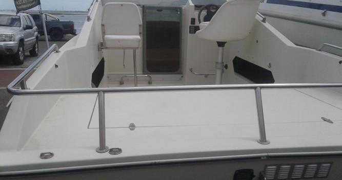Louer Bateau à moteur avec ou sans skipper Arcoa à Arcachon