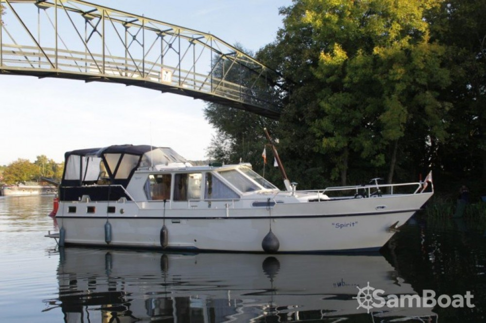 Hire Houseboat with or without skipper Scheepswerf-De-Groot-Arkel Draveil
