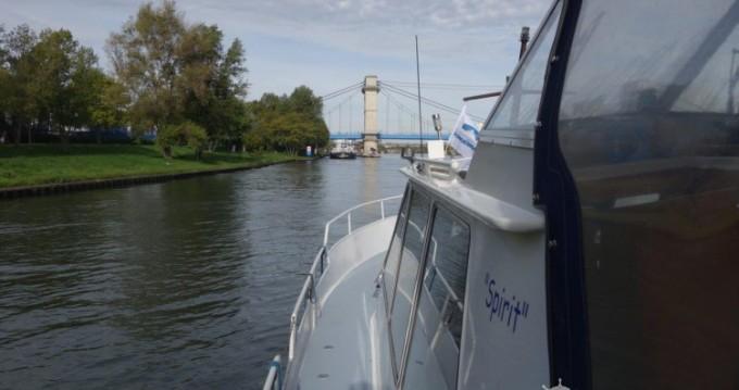 Alquiler de barcos Draveil barato de 1400 AK