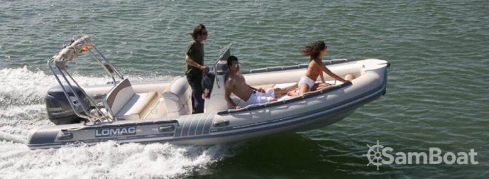 Boat rental Lomac Lomac 600 IN in Ajaccio on Samboat