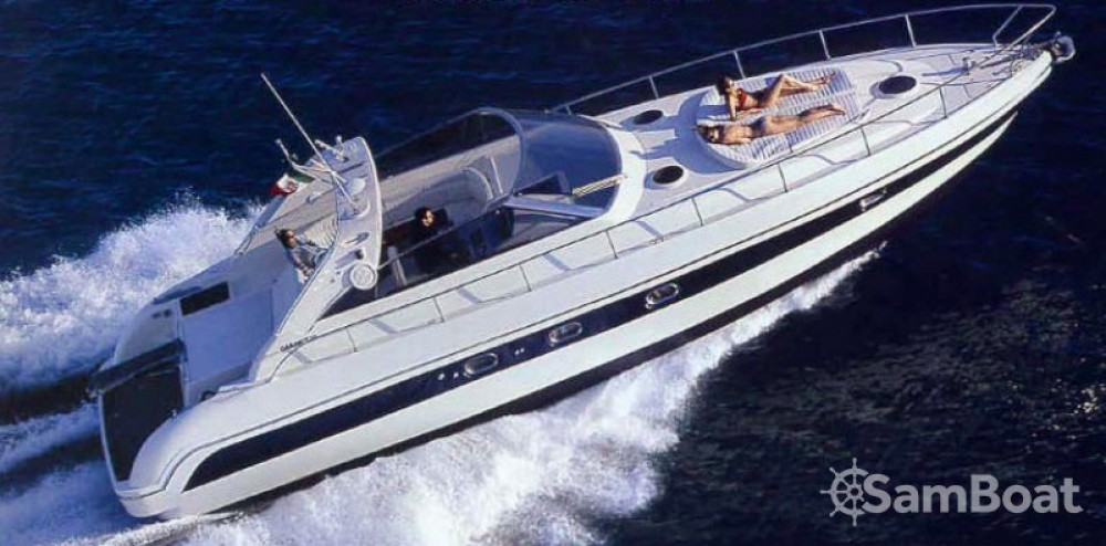 Location yacht à Cannes - Gianetti 45 Sport sur SamBoat