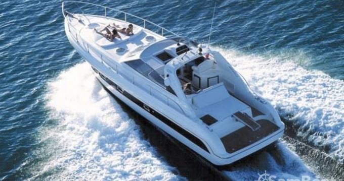 Location yacht à Saint-Tropez - Gianetti 45 Sport sur SamBoat