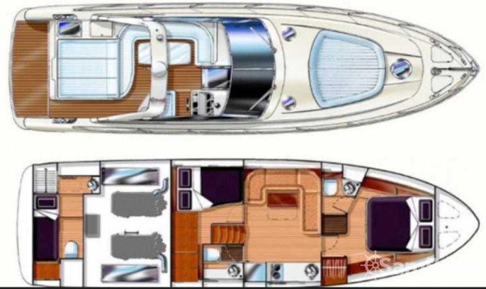 Louer Bateau à moteur avec ou sans skipper Gianetti à Cannes
