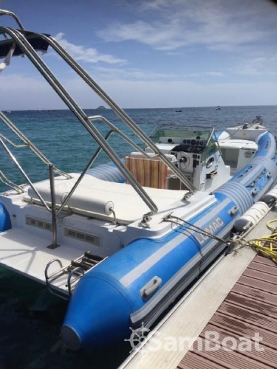 Location bateau Lomac Lomac 1000 Club à Bonifacio sur Samboat