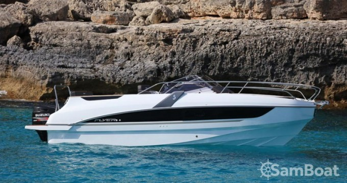 Location yacht à Ajaccio - Bénéteau Flyer 8.8 SUNdeck sur SamBoat