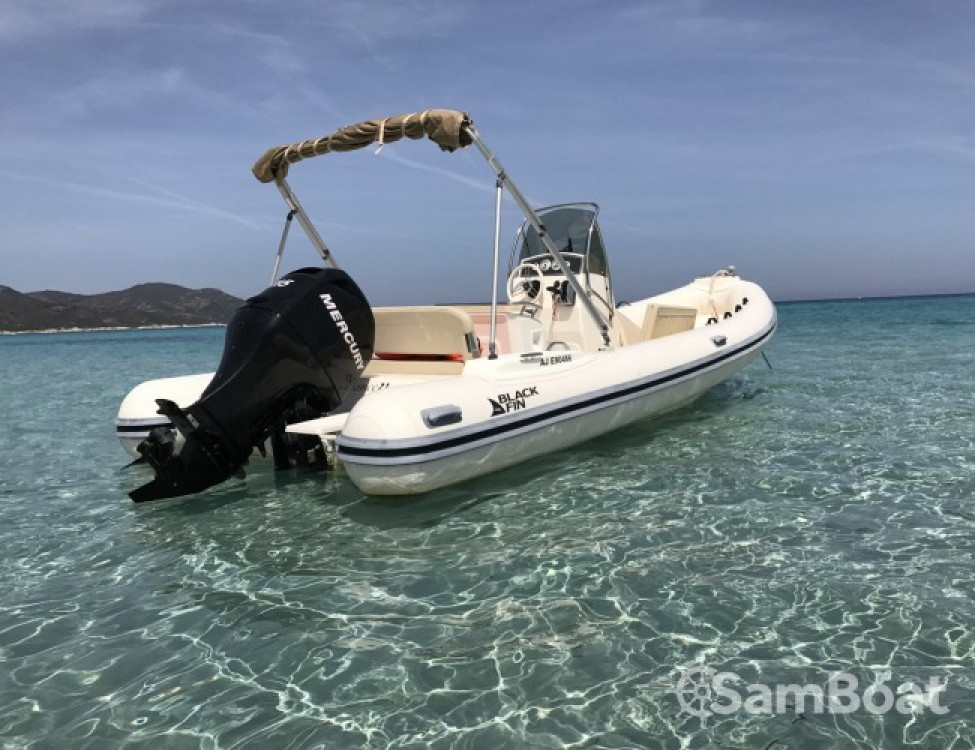Rental yacht Saint-Florent - Black Fin Elegance on SamBoat