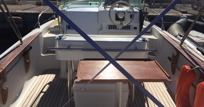 Louez un Sessa Marine Key Largo 22 Deck à Marseille