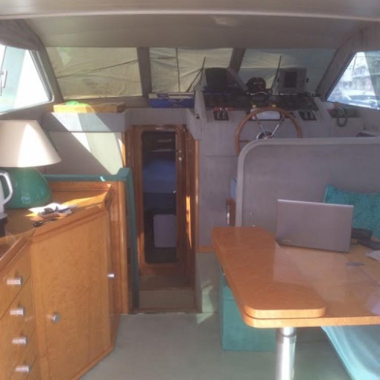 Noleggio barche San Vincenzo economico Raffaelli Middle Fly
