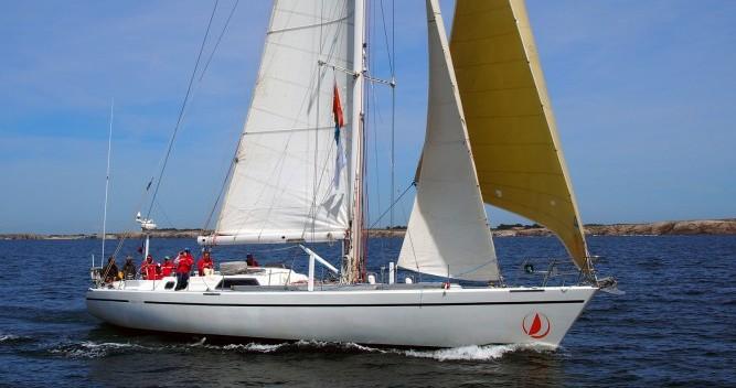 Location yacht à Lorient - Devonport-Yachts-Ltd Challenge 67 sur SamBoat