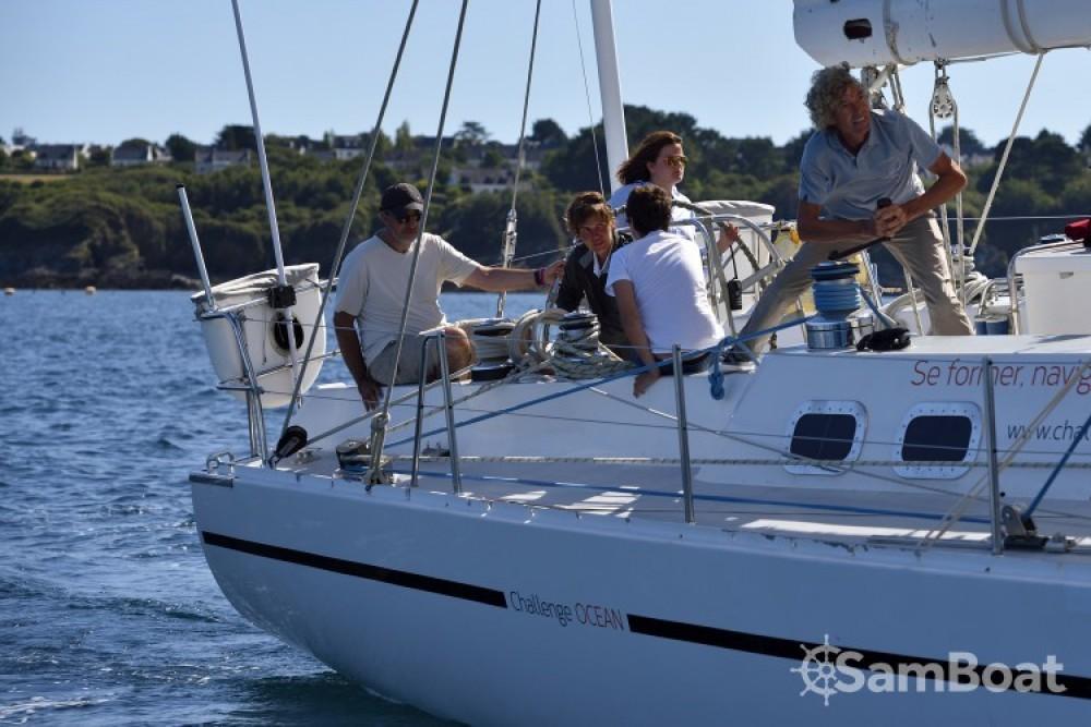 Location bateau Devonport-Yachts-Ltd Challenge 67 à Lorient sur Samboat