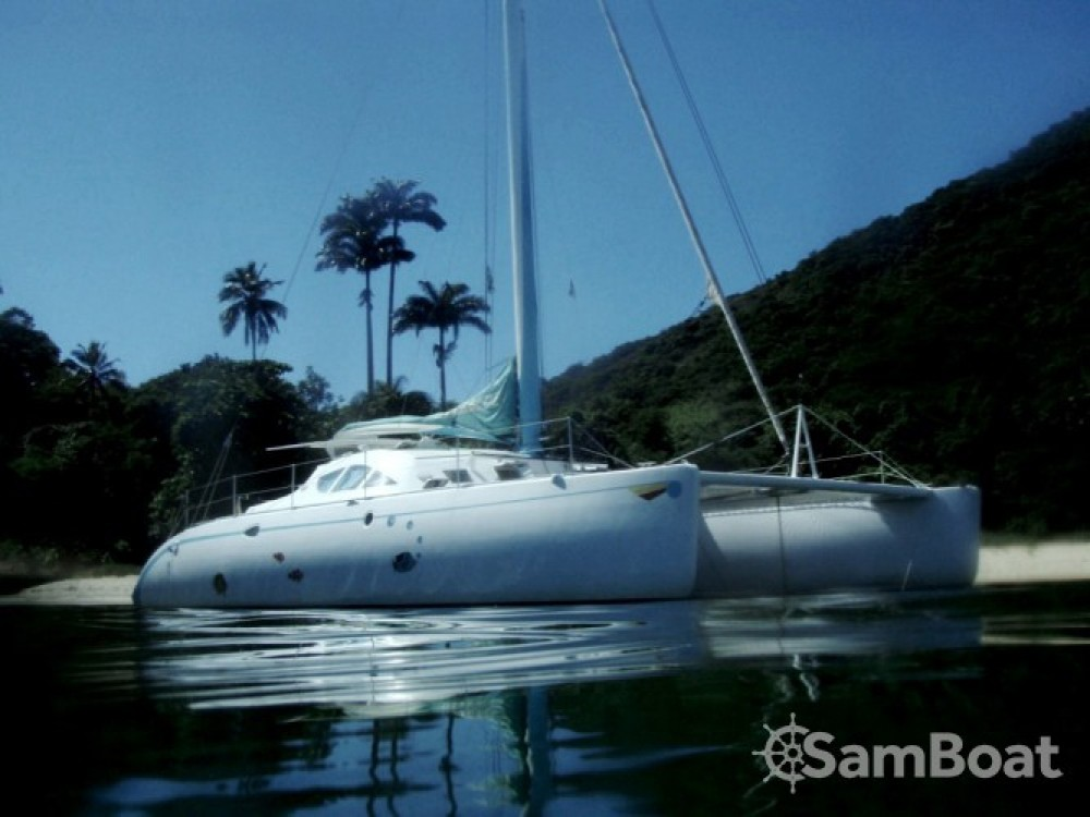 Hire Catamaran with or without skipper Looping 50 Ajaccio