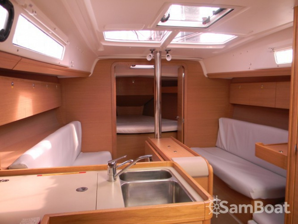 Boat rental La Rochelle cheap Dufour 350 Grand Large