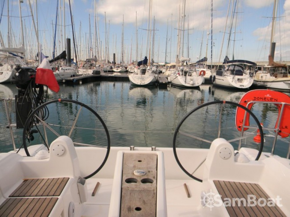 Rental yacht La Rochelle - Dufour Dufour 350 Grand Large on SamBoat
