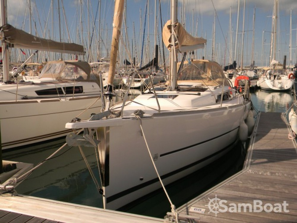 Dufour Dufour 350 Grand Large between personal and professional La Rochelle