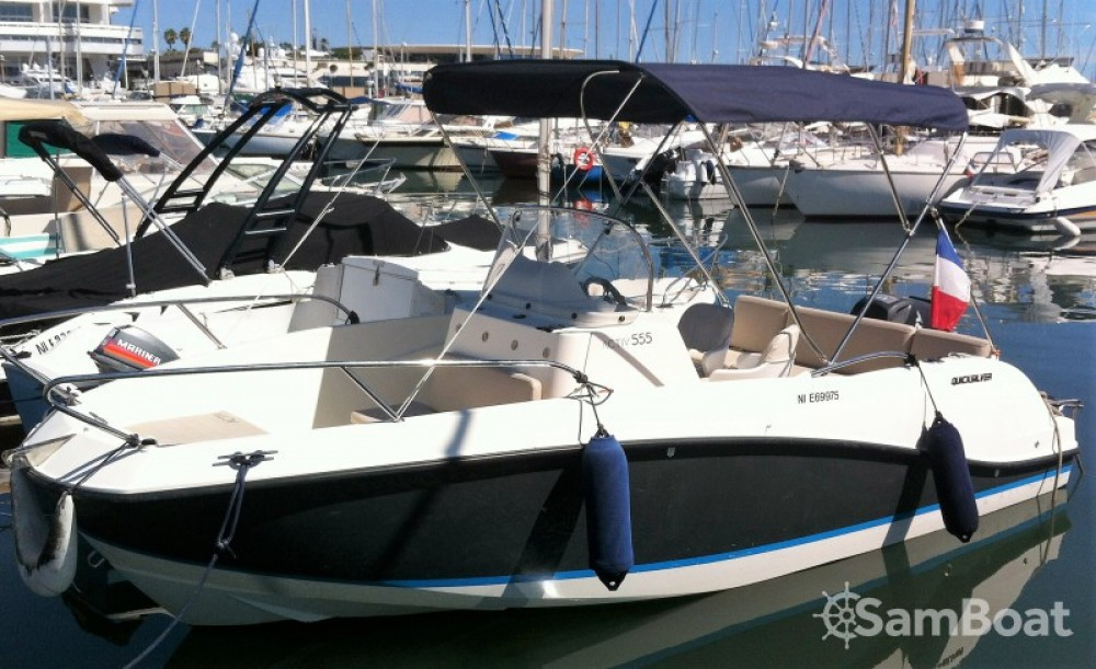 Yacht-Charter in Cannes - Quicksilver Activ 555 Open auf SamBoat