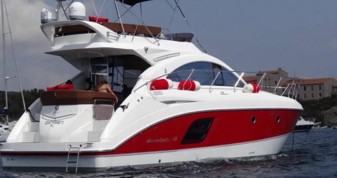 Location yacht à Antibes - Bénéteau Monte Carlo 47 Fly sur SamBoat