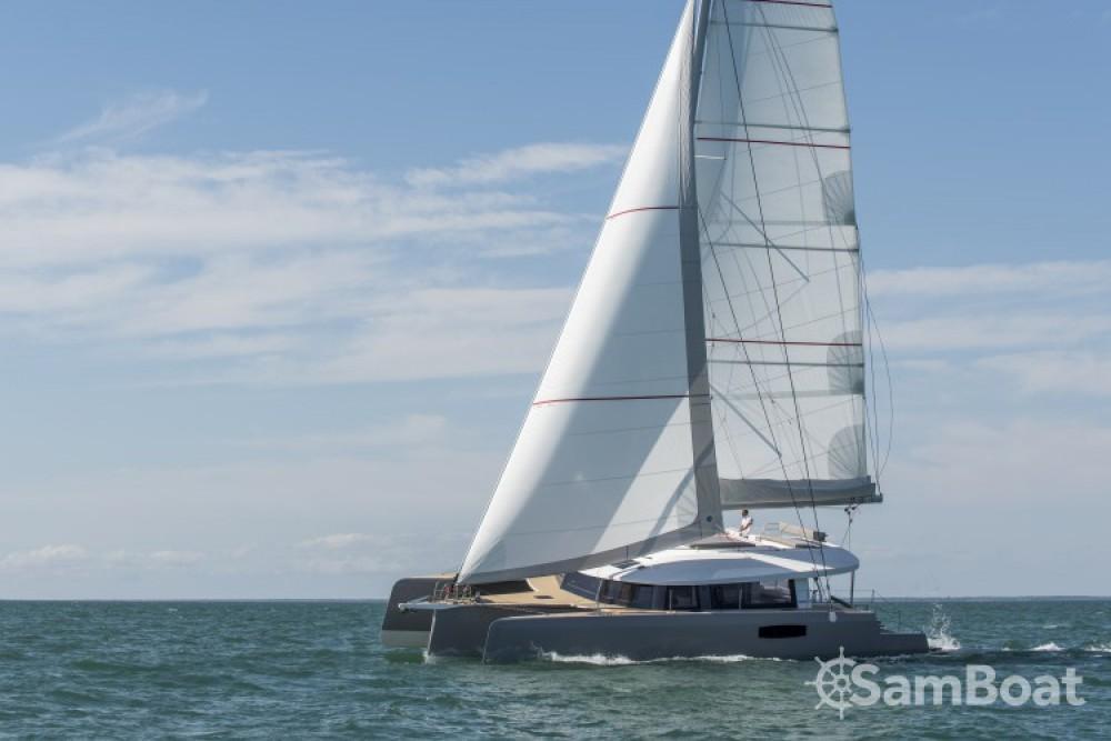 Louer Catamaran avec ou sans skipper Neel à