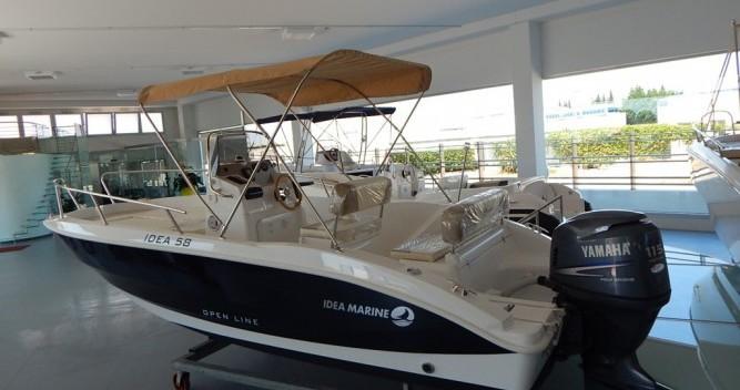 Louez un Idea Marine IDEA 58 à Alicante