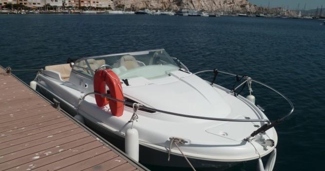 Noleggio barche Marsiglia economico Flyer 550