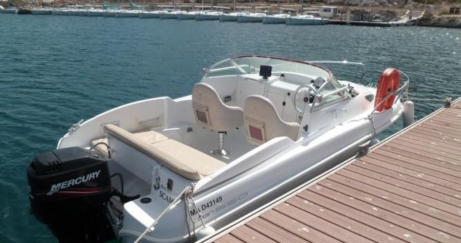 Noleggio yacht Marsiglia - Bénéteau Flyer 550 su SamBoat
