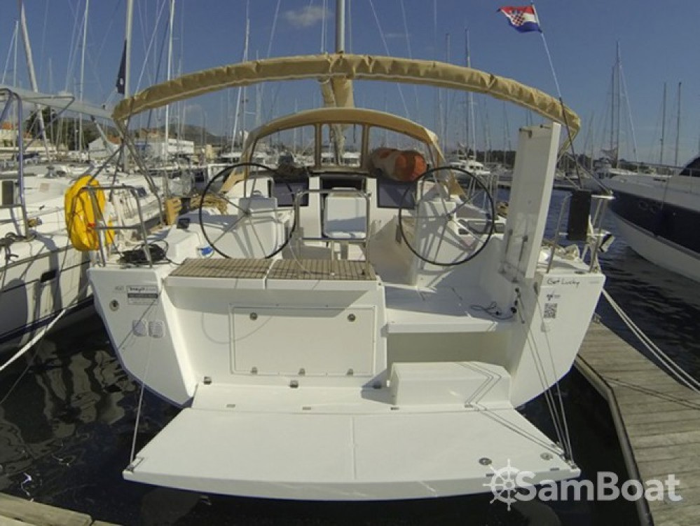 Location yacht à Milazzo - Dufour Dufour 460 Grand Large sur SamBoat