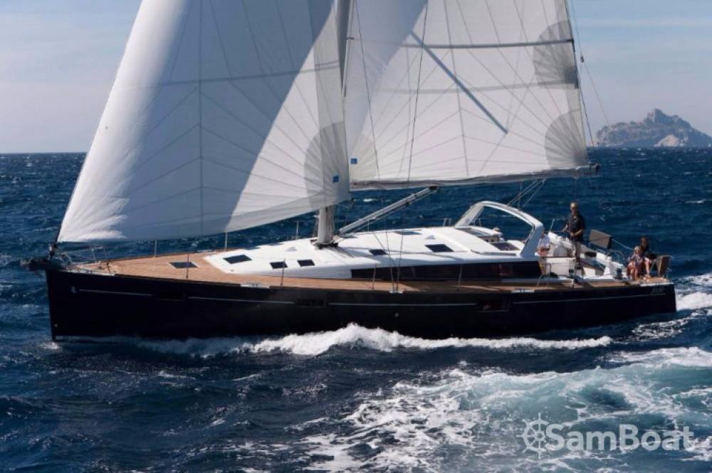 Alquiler de barcos Lávrio barato de Sense 50