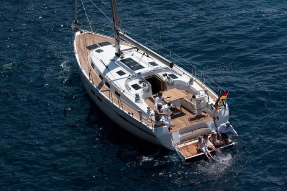 Bavaria Cruiser 45 between personal and professional Sukošan