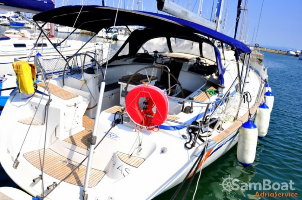 Boat rental Bavaria Cruiser 50 in Izola / Isola on Samboat