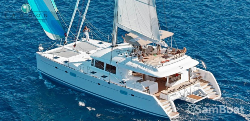 Lagoon Lagoon 560 S2 entre particulares y profesional Seget Donji