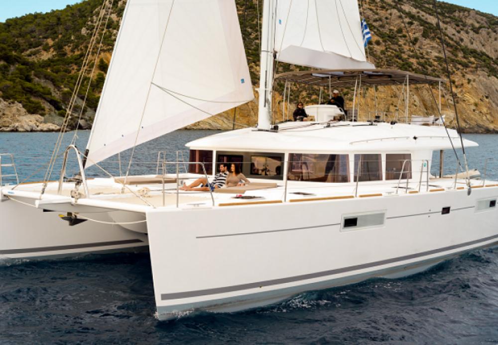 Alquiler Catamarán en Seget Donji - Lagoon Lagoon 560 S2