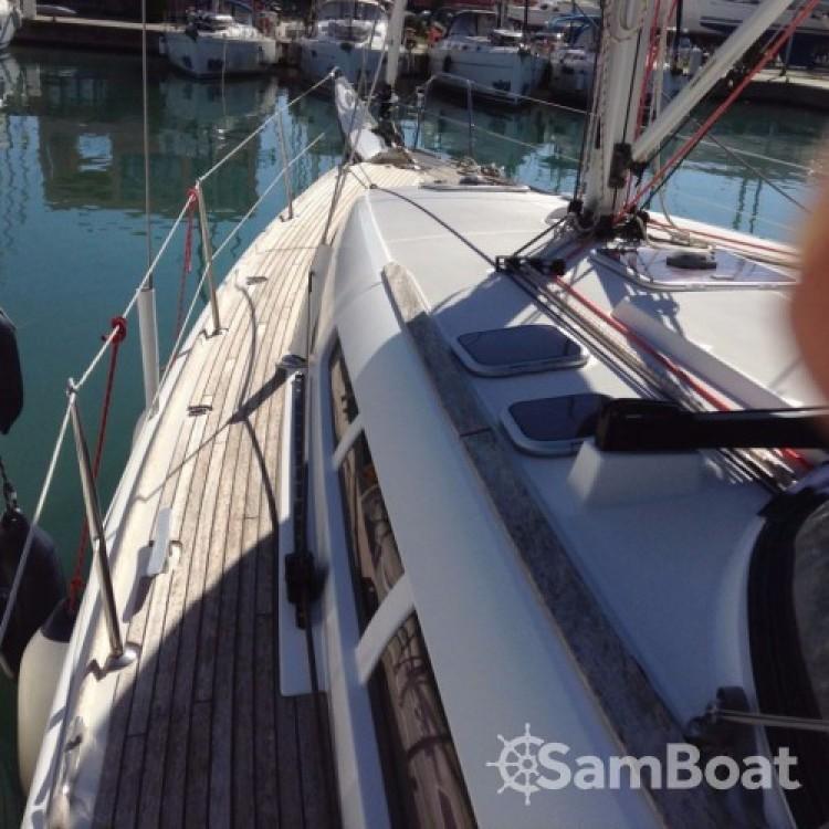 Alquiler de Jeanneau Sun Odyssey 42i en Ionian Islands