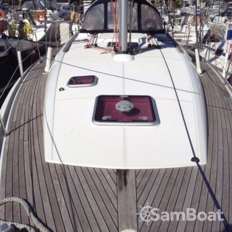 Alquiler de yate Ionian Islands - Jeanneau Sun Odyssey 42i en SamBoat
