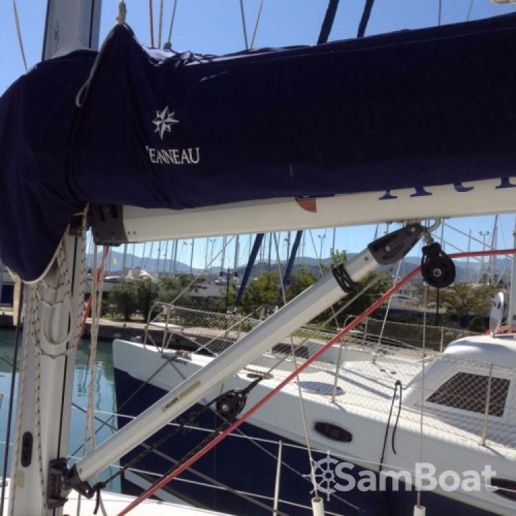 Alquiler Velero en Ionian Islands - Jeanneau Sun Odyssey 42i