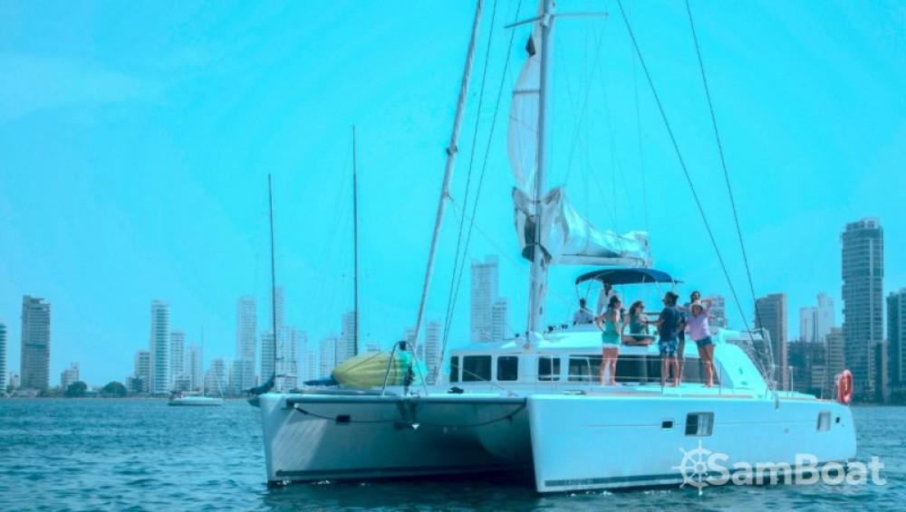 Lagoon Lagoon 440 entre particulares y profesional Cartagena de Indias