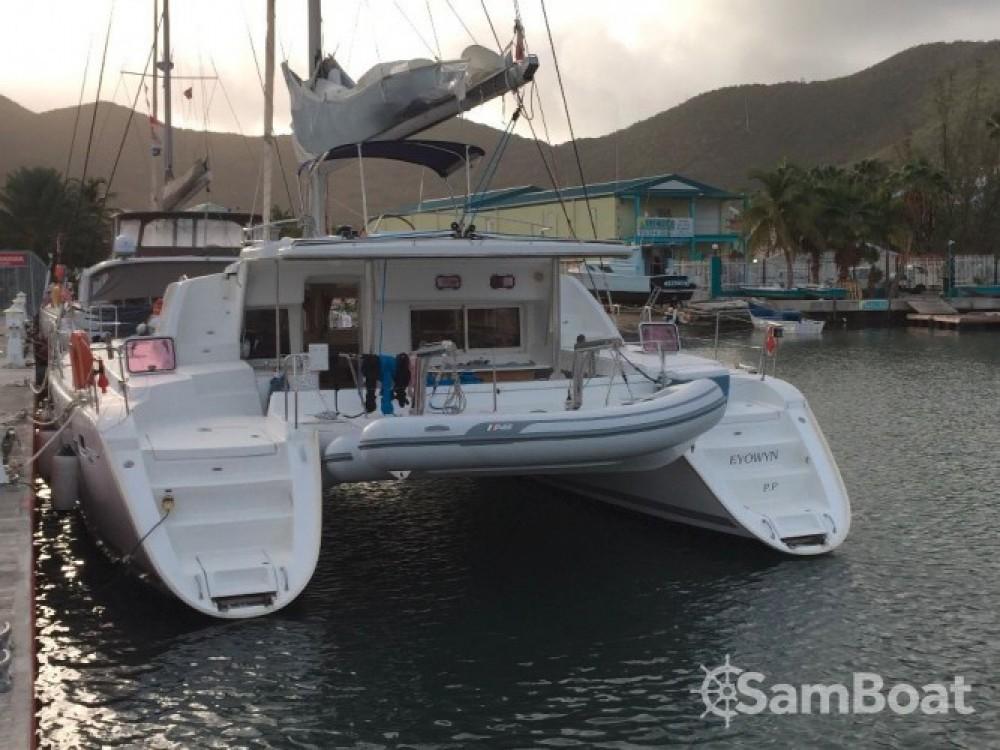 Alquiler de barcos Cartagena de Indias barato de Lagoon 440