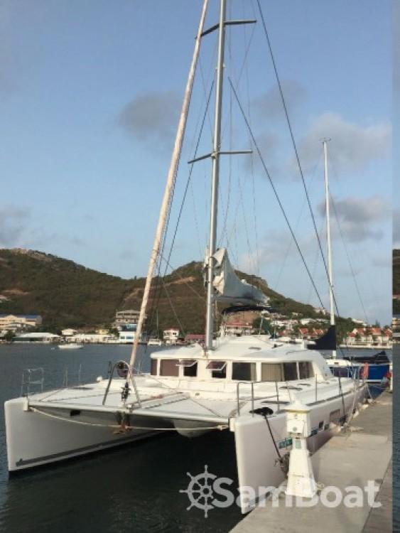 Catamarán para alquilar Cartagena de Indias al mejor precio