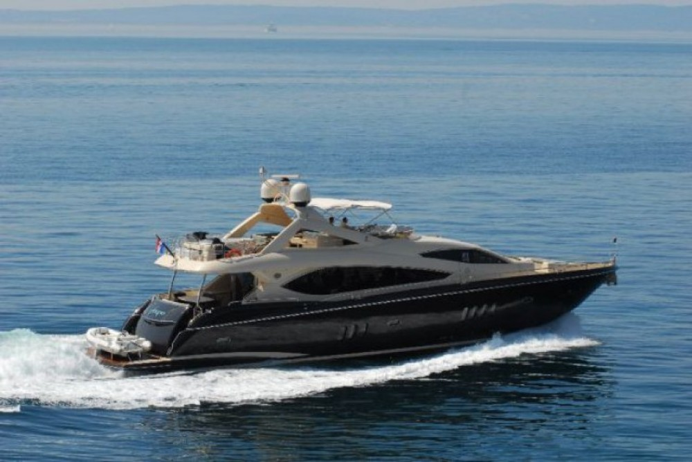 Bootsverleih Sunseeker-International Sunseeker Yacht 86 Split Samboat