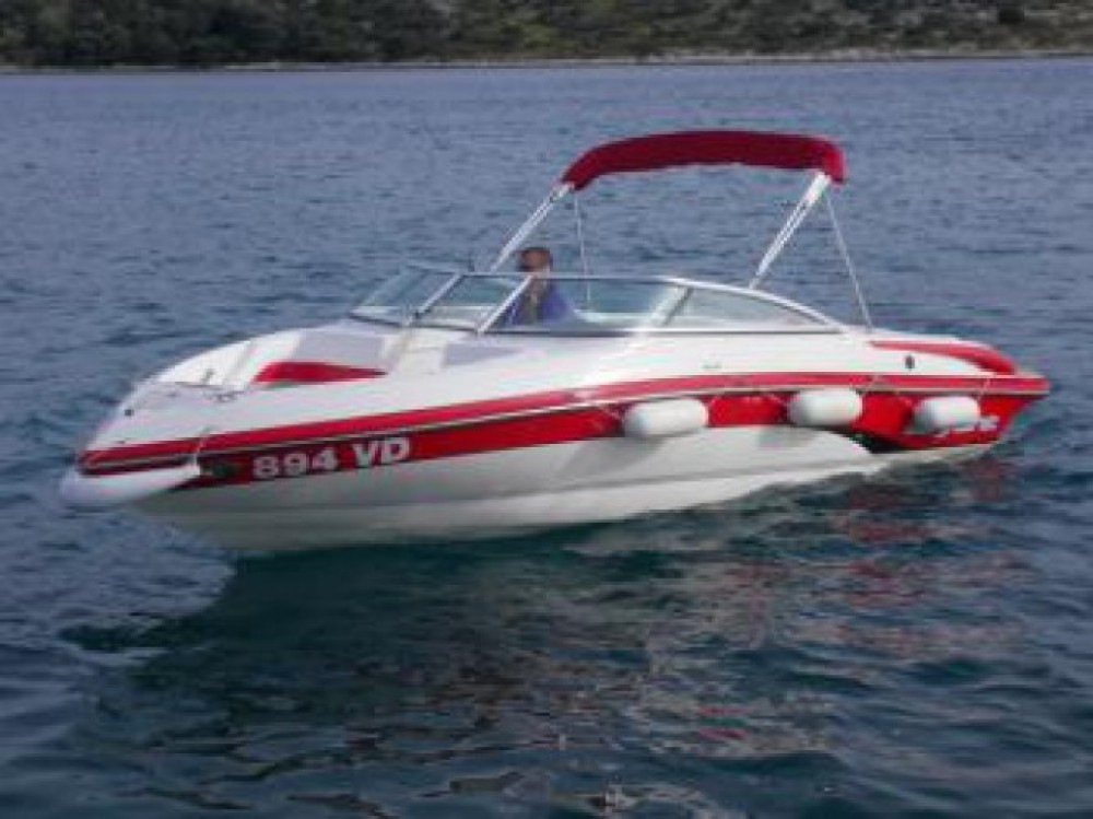 Hire Motor boat with or without skipper Bryant-Boats Tribunj
