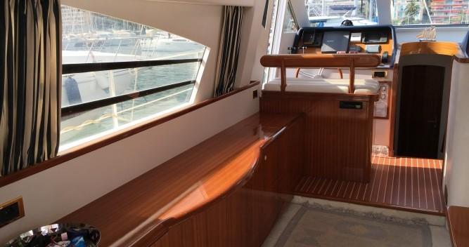 Louer Bateau à moteur avec ou sans skipper Guy Couach à Menton