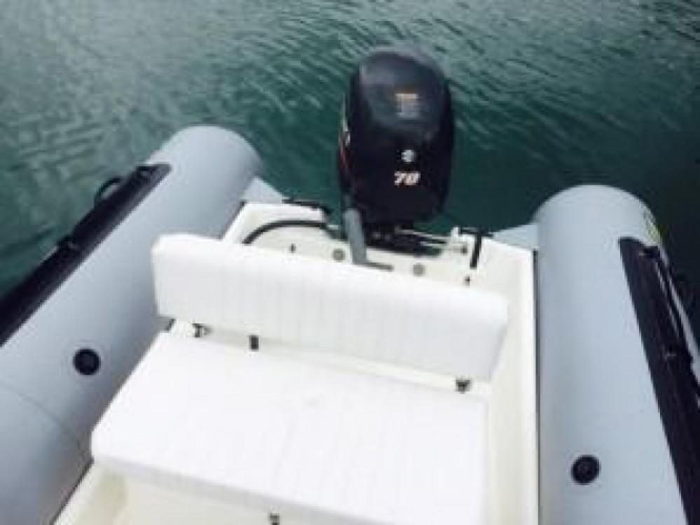 Bootsverleih Brest günstig Pro 550
