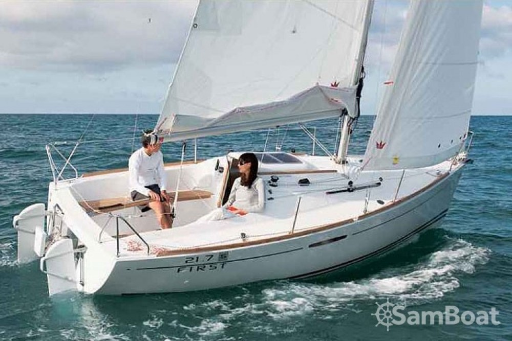 Hire Sailboat with or without skipper Bénéteau Brest