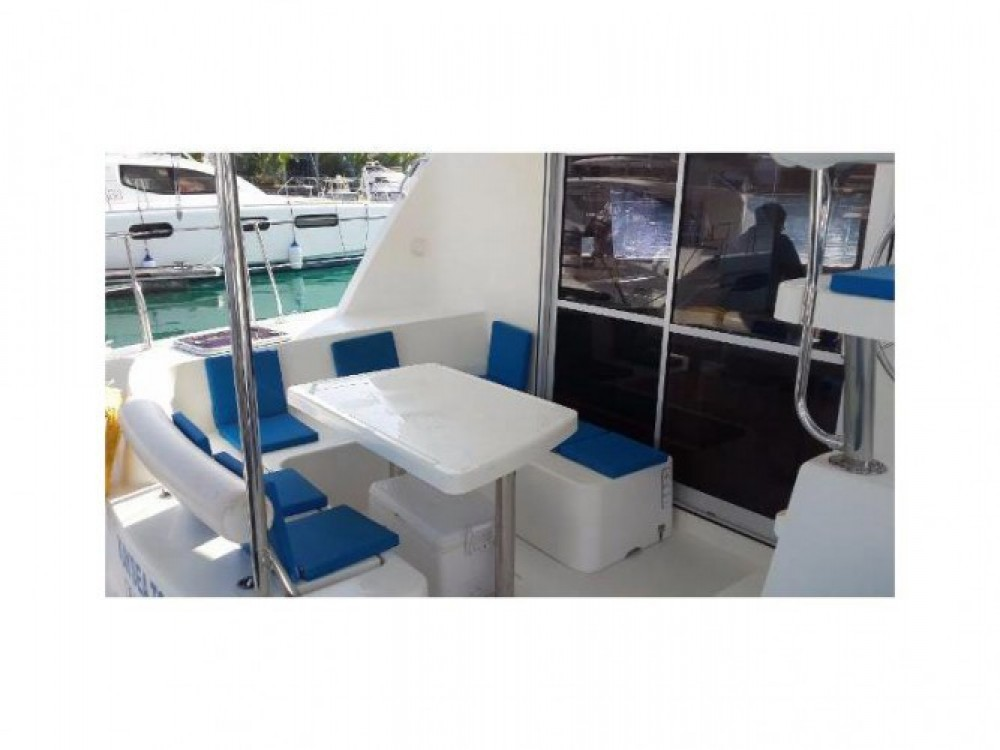 Location Catamaran à Ajaccio - Robertson and Caine Leopard 38