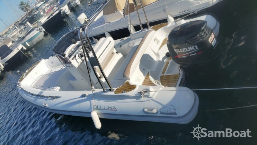 Lomac BELUGA 21 entre particuliers et professionnel à Cavalaire-sur-Mer